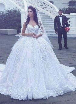 Wedding Dress M_2232