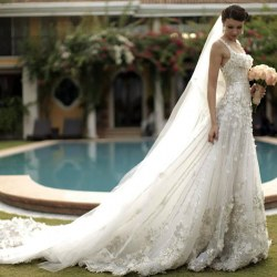 Wedding Dress M_2206