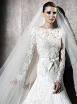 Wedding Dress M_2207