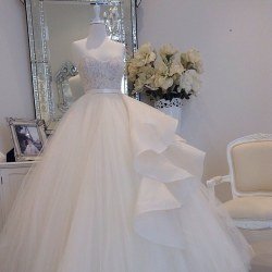 Wedding Dress M_1287