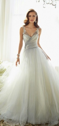Wedding Dress M_1318