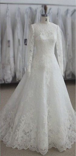 Wedding Dress M_1358