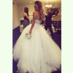 Wedding Dress M_1378