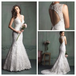 Wedding Dress M_1401