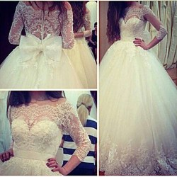 Wedding Dress M_1441