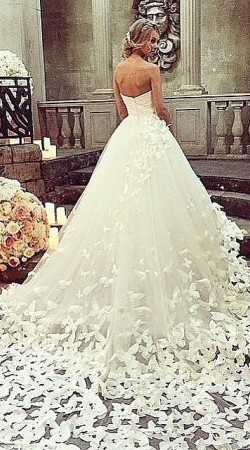 Wedding Dress M_1623