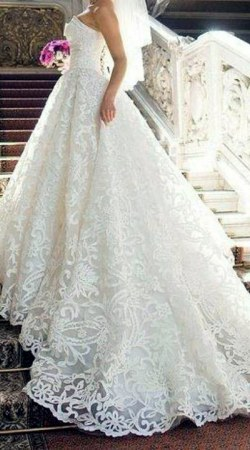 Wedding Dress M_1638