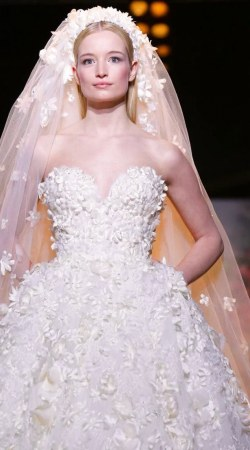 Wedding Dress M_1659