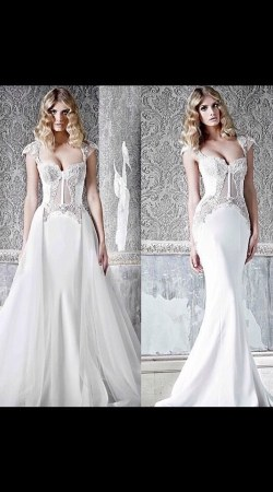 Wedding Dress M_1678