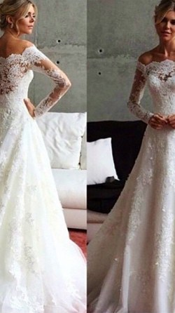 Wedding Dress M_1692