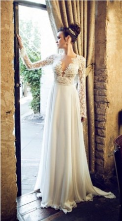 Wedding Dress M_1694