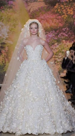 Wedding Dress M_1710
