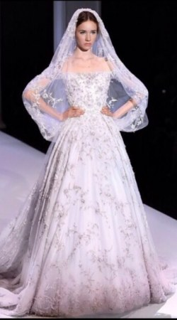 Wedding Dress M_1730