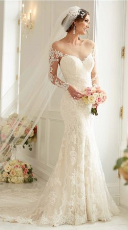 Wedding Dress M_1750