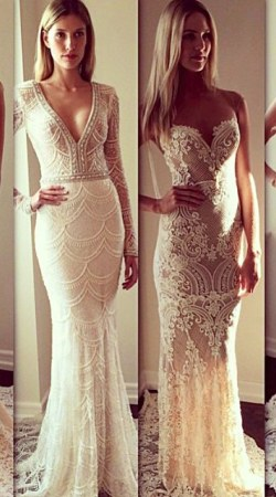 Wedding Dress M_1791
