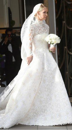 Wedding Dress M_1806