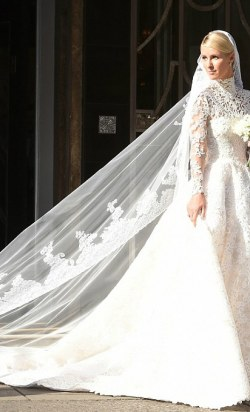 Wedding Dress M_1807
