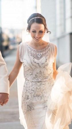 Wedding Dress M_1815