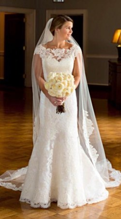 Wedding Dress M_1818