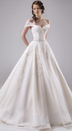 Wedding Dress M_1849
