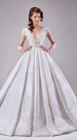 Wedding Dress M_1864