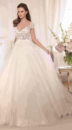 Wedding Dress M_1884