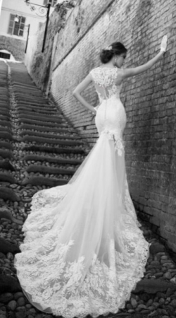 Wedding Dress M_1904