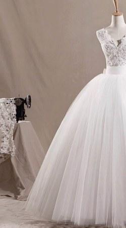 Wedding Dress M_1919