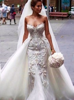 Wedding Dress M_2015