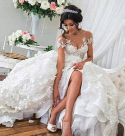Wedding Dress M_2072