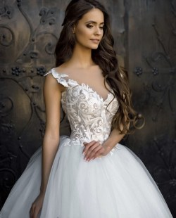 Wedding Dress M_2075