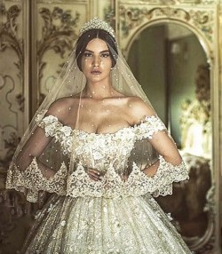 Wedding Dress M_2082