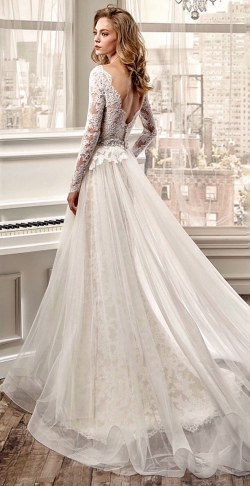 Wedding Dress M_2086