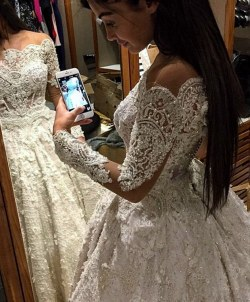 Wedding Dress M_2087