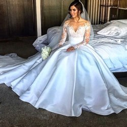 Wedding Dress M_2092