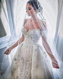 Wedding Dress M_2104