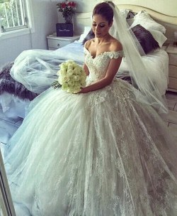 Wedding Dress M_2105