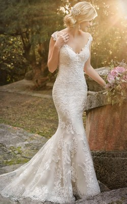Wedding Dress M_2117