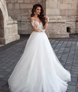 Wedding Dress M_2126
