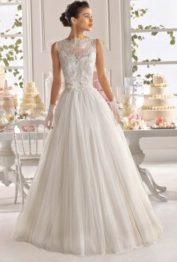 Wedding Dress M_2135