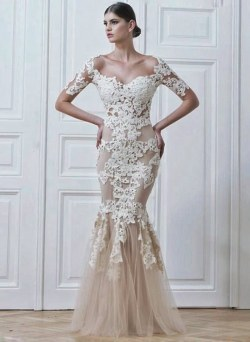 Wedding Dress M_2136