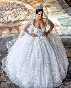 Wedding Dress M_2147