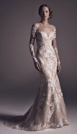 Wedding Dress M_2151
