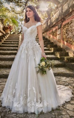 Wedding Dress M_2159