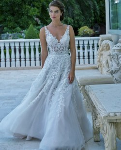 Wedding Dress M_2166