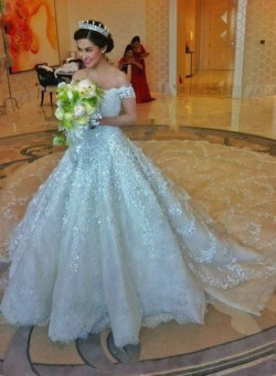 Wedding Dress M_2168