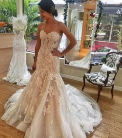 Wedding Dress M_2169