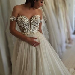Wedding Dress M_2172