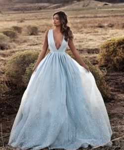 Wedding Dress M_2173