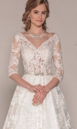 Wedding Dress M_2176